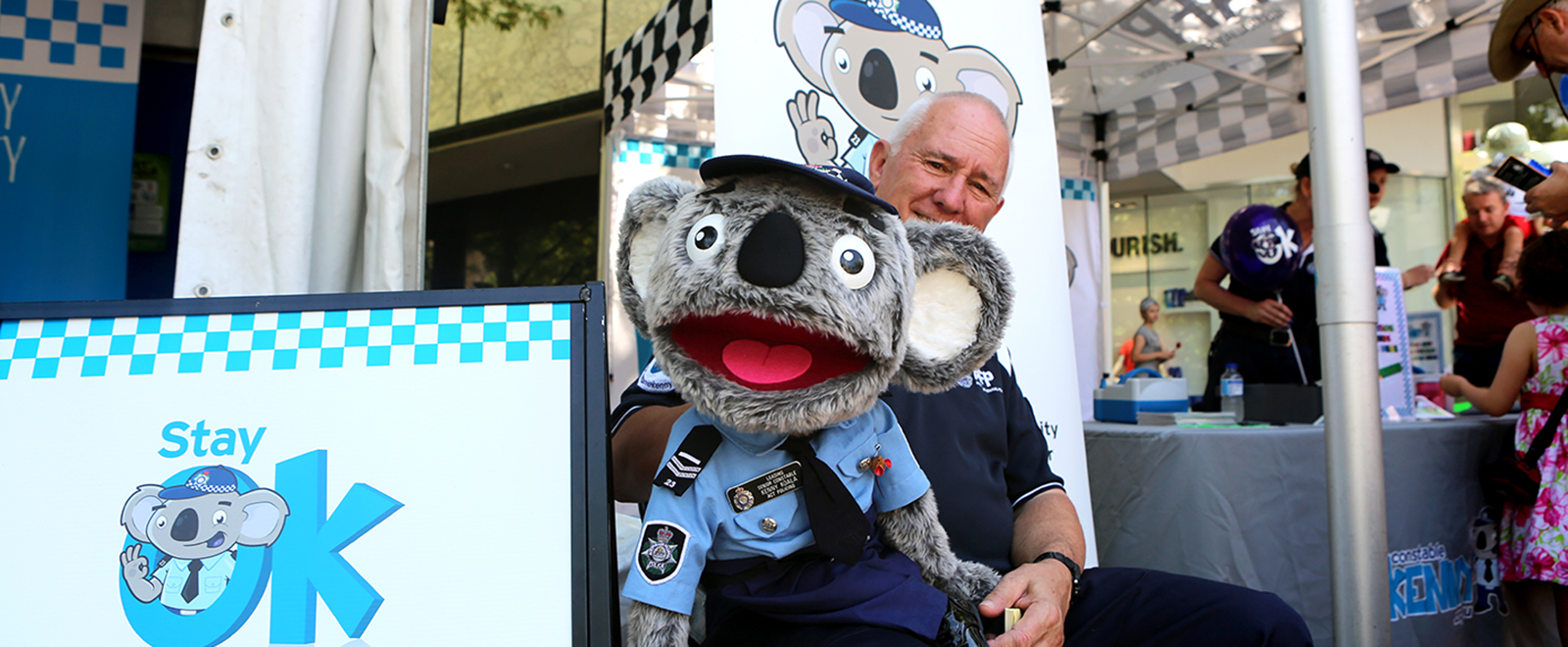 Constable Kenny Koala