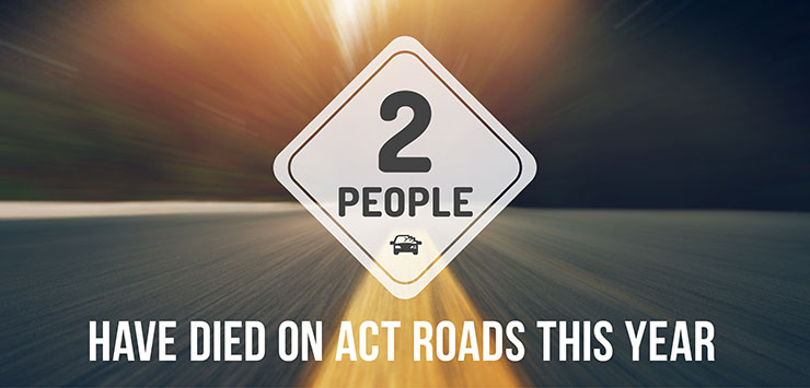 ACT records second road fatality in 2020