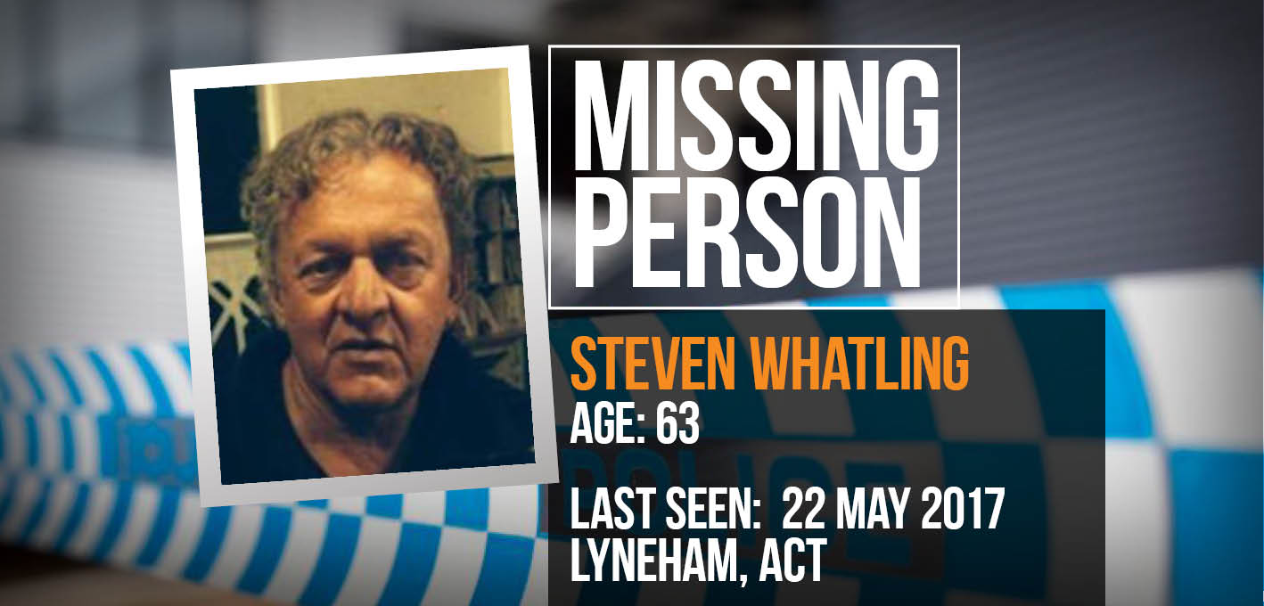 Steven Whatling missing person