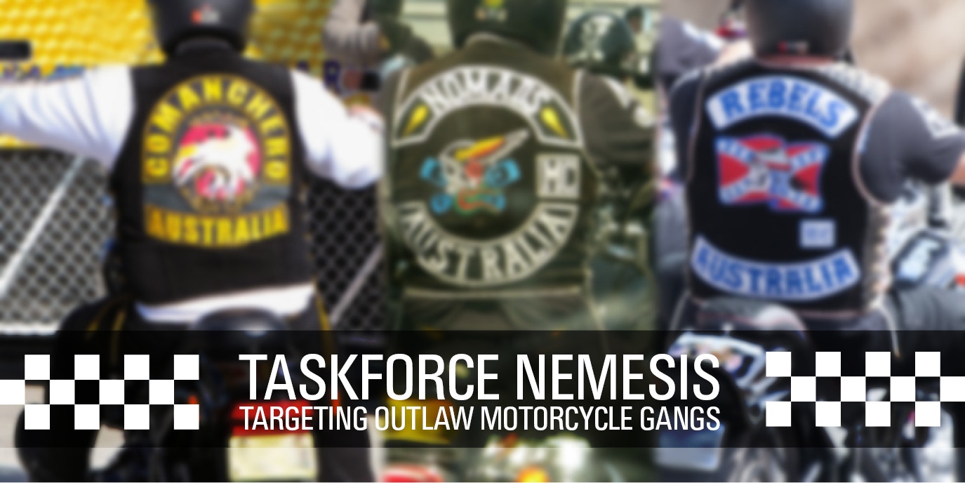 OMCG member to face Court following seizure of drugs, firearms, ammunition and explosives