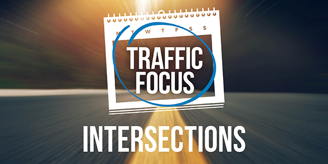 Intersections traffic focus