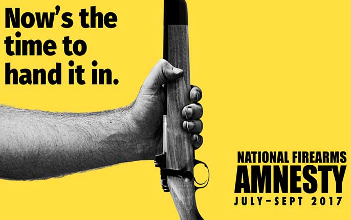 National Firearms Amnesty