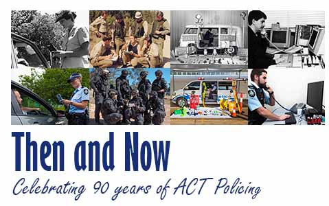 Then and now exhibition