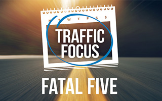 Image of traffic focus - Fatal Five