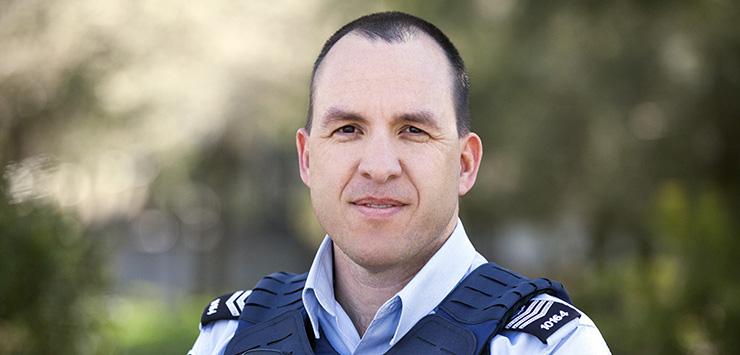 Sergeant Stephen Booth