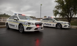 New look ACT Policing patrol fleet