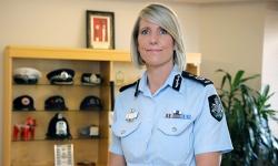 Assistant Commissioner Justine Saunders