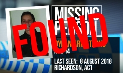 MP Dylan Armstrong FOUND