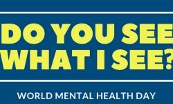 World Mental Health Day Banner