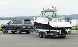 Boat restraint image