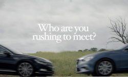 Who are you rushing to meet?