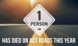 ACT records first road fatality in 2021