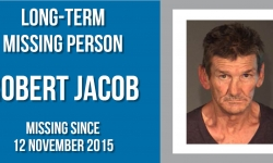 Five years since Robert Jacob was last seen