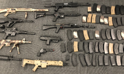 11 gel blasters and 58 magazines have been voluntarily surrendered