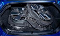 Vehicle seized following burnout activity