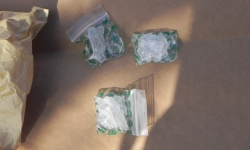Drugs seized as part of the Taskforce Nemesis investigation