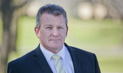 image of Detective Acting Superintendent Marcus Boorman