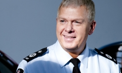 Chief Police Officer for the ACT Rudi Lammers