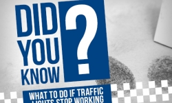 Did you know - traffic lights