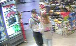 ACT Policing is seeking the public's assistance in identifying two people linked to a stolen motor vehicle used in an aggravated robbery in Kambah