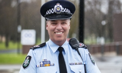Image of Detective Station Sergeant Jason Kennedy