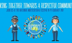 Working together towards a respectful community