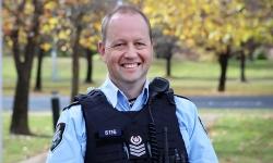 Detective Sergeant Rohan Smith