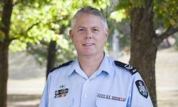 Leading Senior Constable Jason Narovska