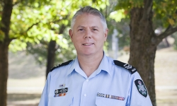 Leading Senior Constable Jason Narovska