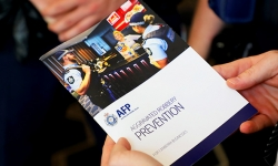 Aggravated robbery prevention booklet