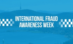 International Fraud Awareness Week feature banner