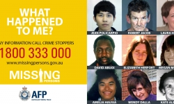 The ACT currently has 14 long-term missing people, including two missing overseas.