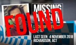 Lachlan Clifford Found