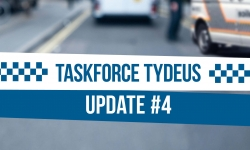 Second man to face court in relation to Taskforce Tydeus