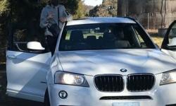 Wanted BMW X3 1.JPG