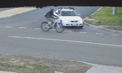 ACT Policing is seeking witnesses and dash-cam footage after a cyclist was hit by a car in Melba on Friday (29 May, 2020).