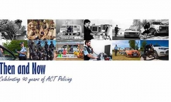 90 years ACT Policing
