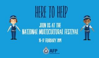 Multicultural Festival banner